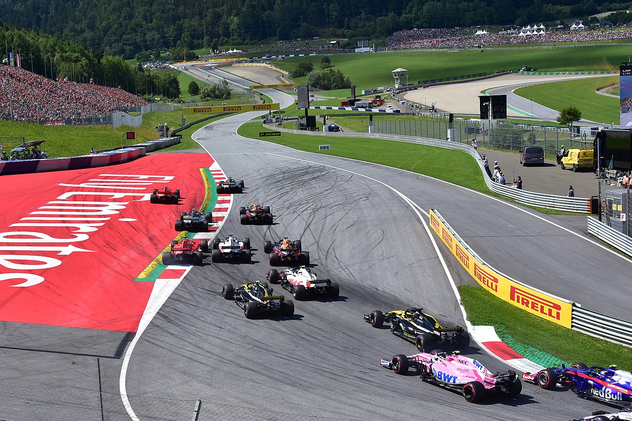 F1 aiming to have 23 races this season but is open to a reduction in future