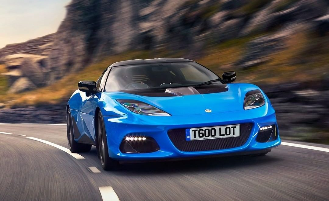 New Lotus sports car will be unveiled later in 2021