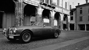 Maserati celebrates 70th anniversary of the A6G 2000