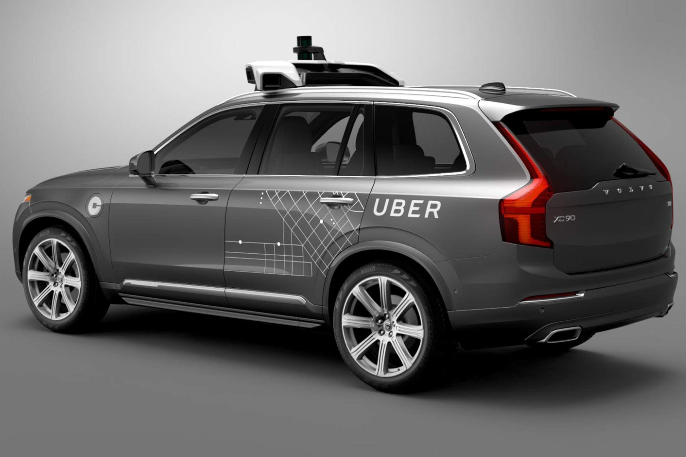 Uber sells of self-driving car project