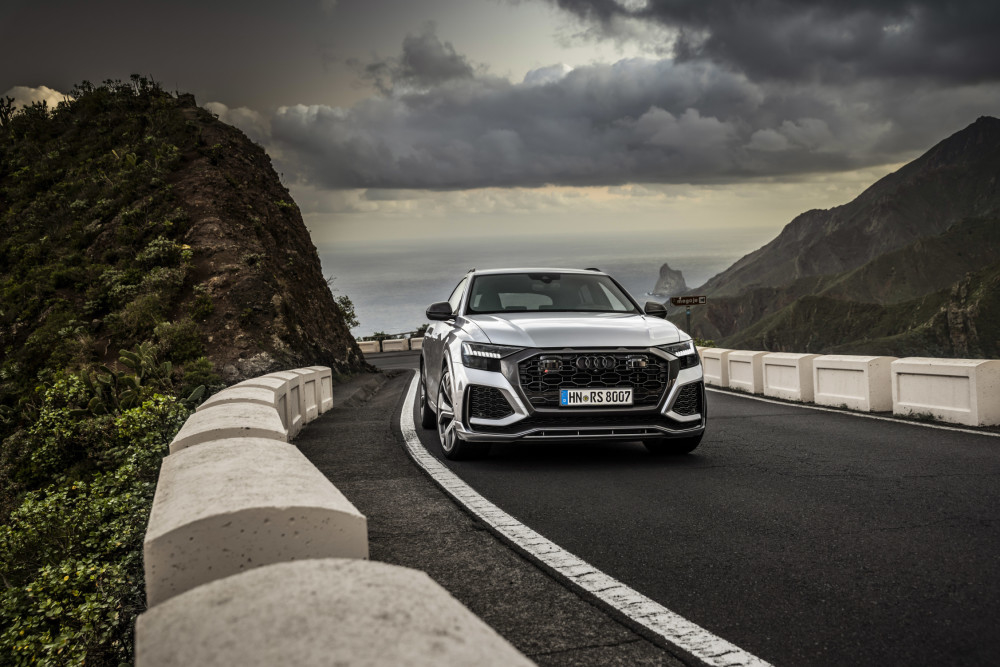 The new Audi RS Q8 touches down in South Africa