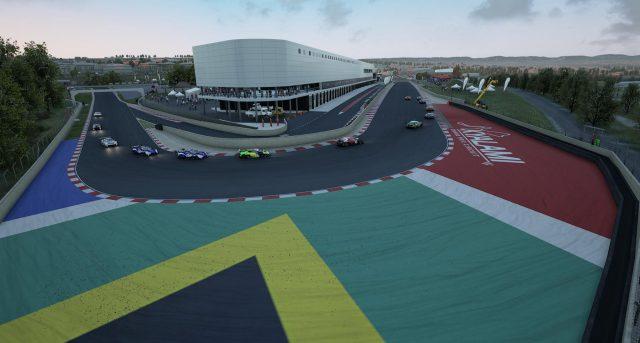South Africa's first 24Hr E-Race