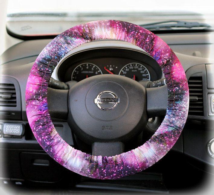 Galaxy Print Car Seat Covers