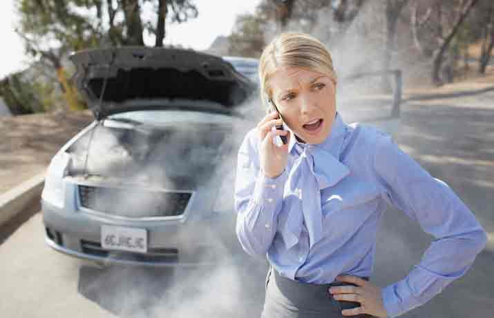 What To Do If Car Overheats >> A hot summer is here! What to do when your car overheats ...