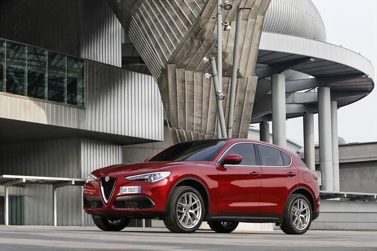 Alfa Romeo Stelvio Achieves 5-Stars In Euro NCAP