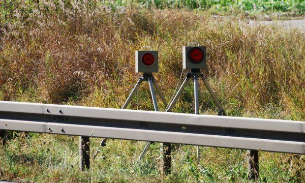 Are Hidden Speed Cameras Illegal_istock