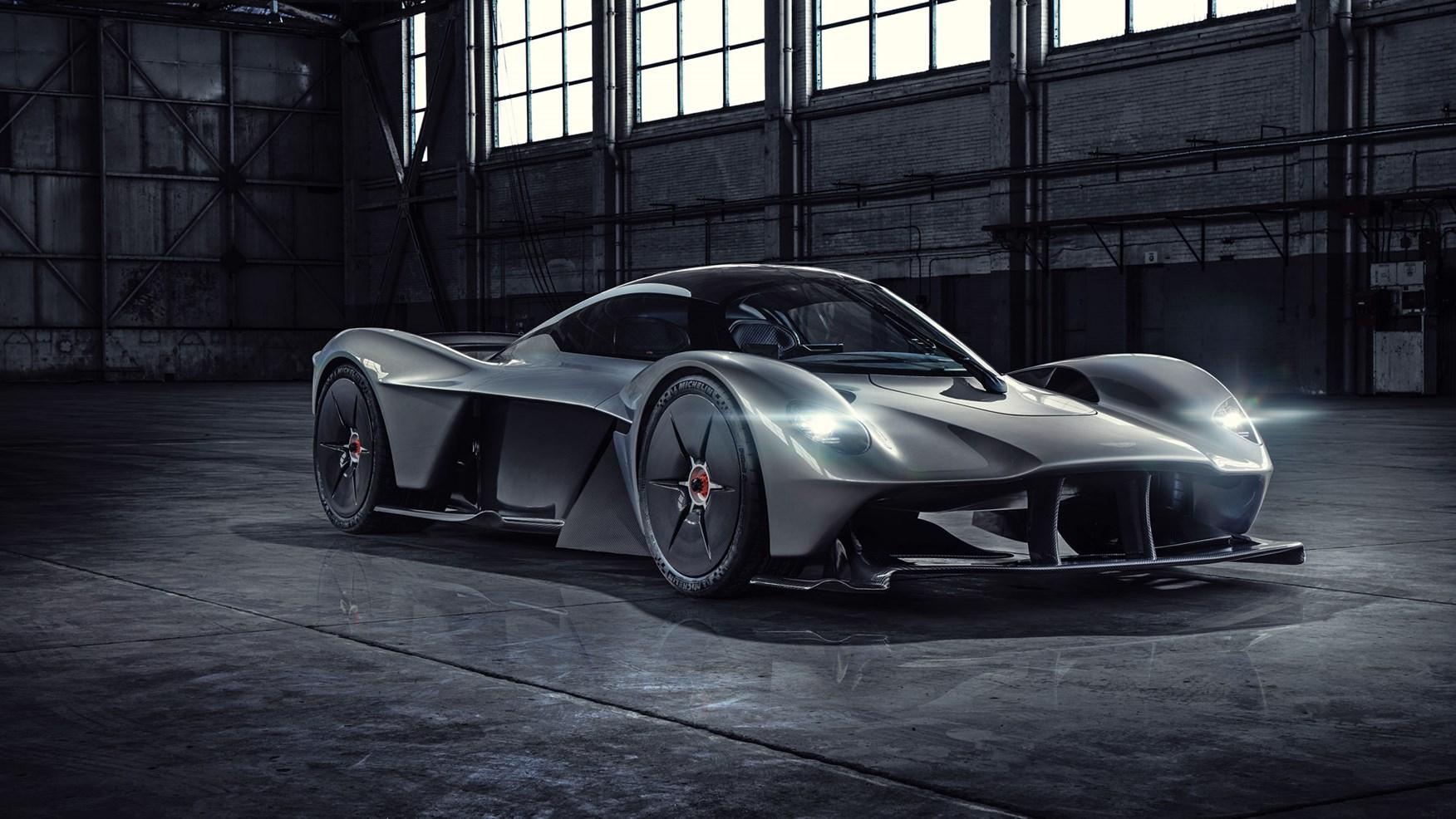 Aston Martin Lagonda | Valkyrie | Hypercar