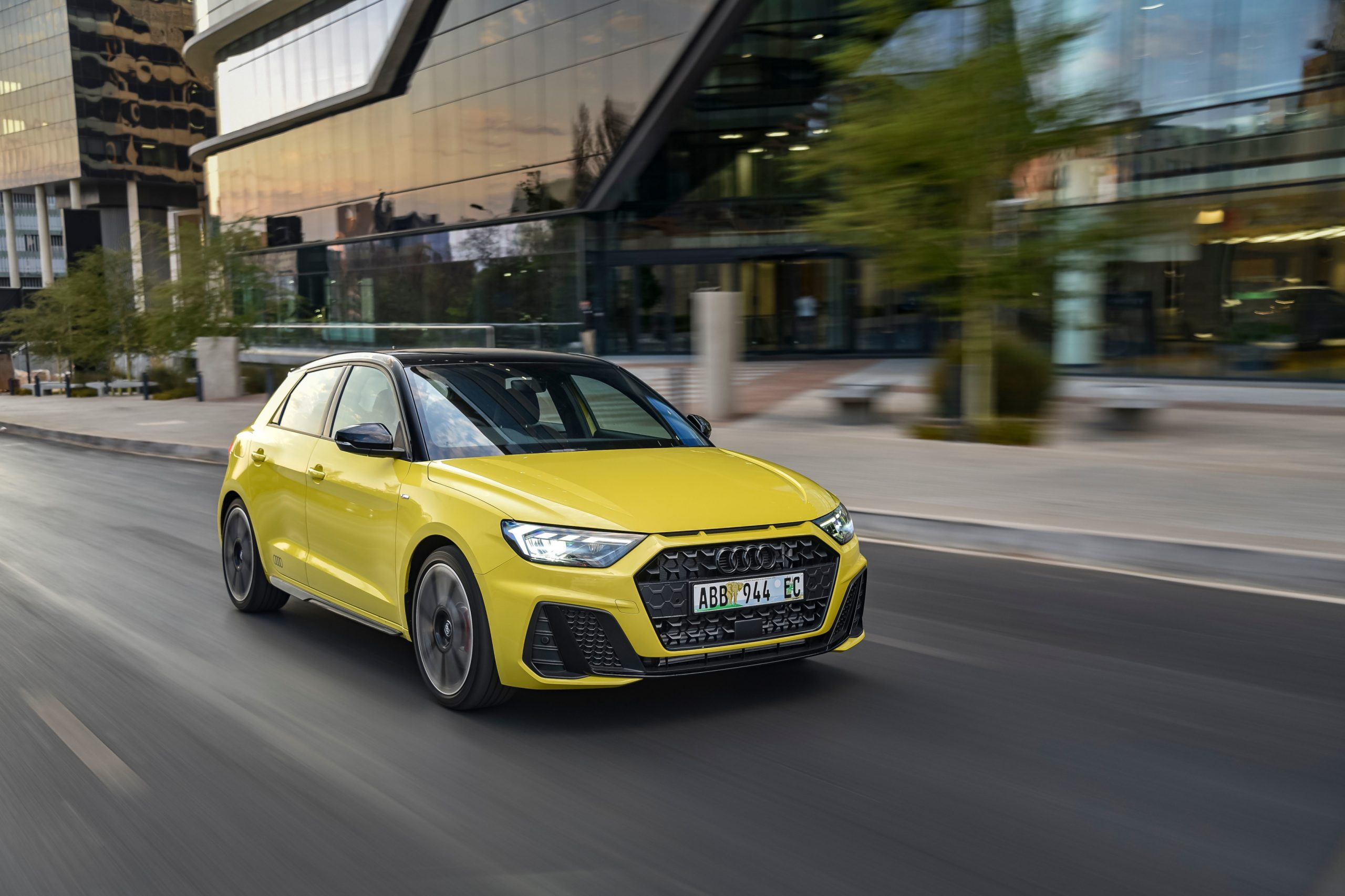 Audi | A1 | hatchback | crossover | driven | tested