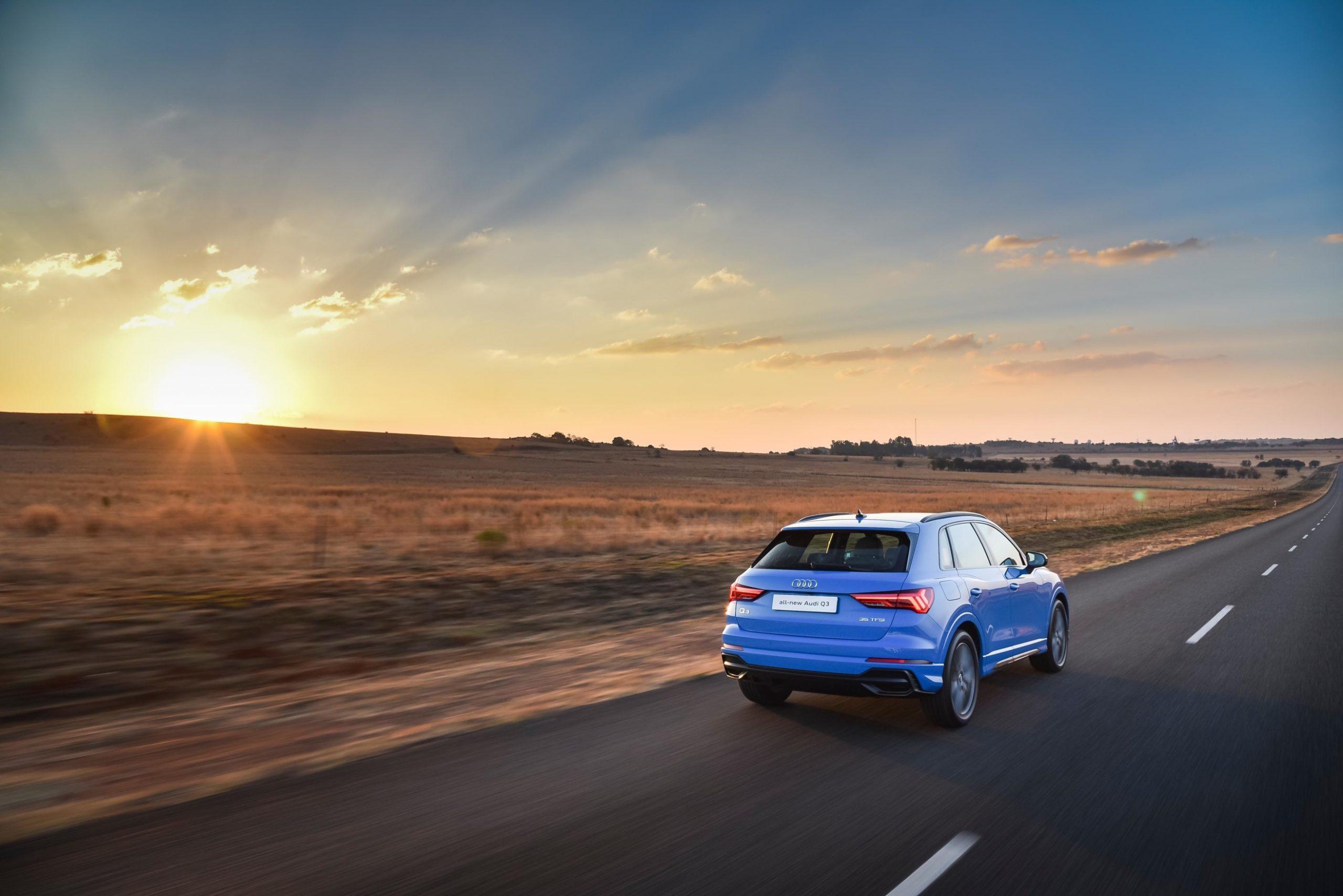 Audi | Q3 | hatchback | crossover | driven | tested