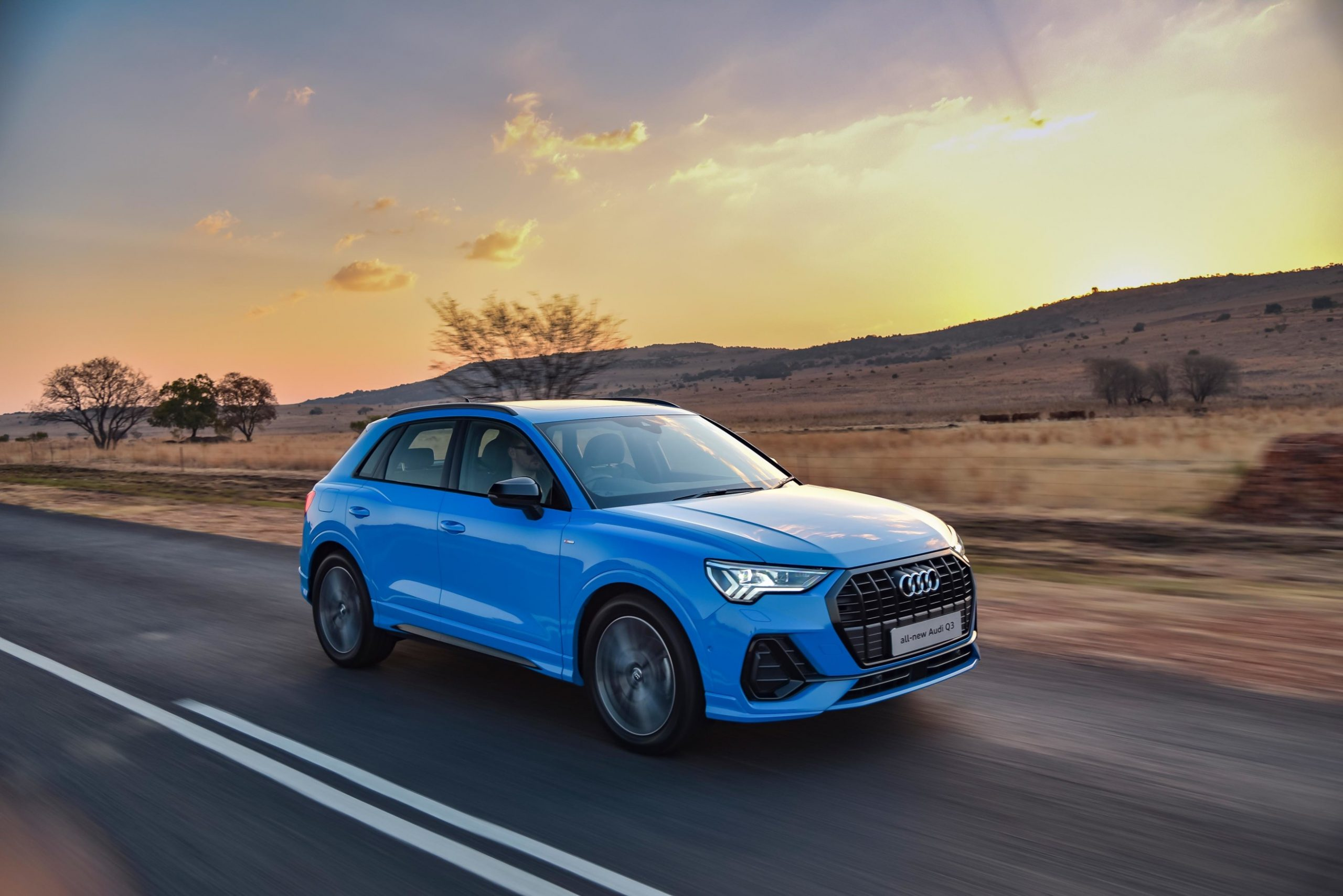 Audi | A1 | Q3 | hatchback | crossover | driven | tested