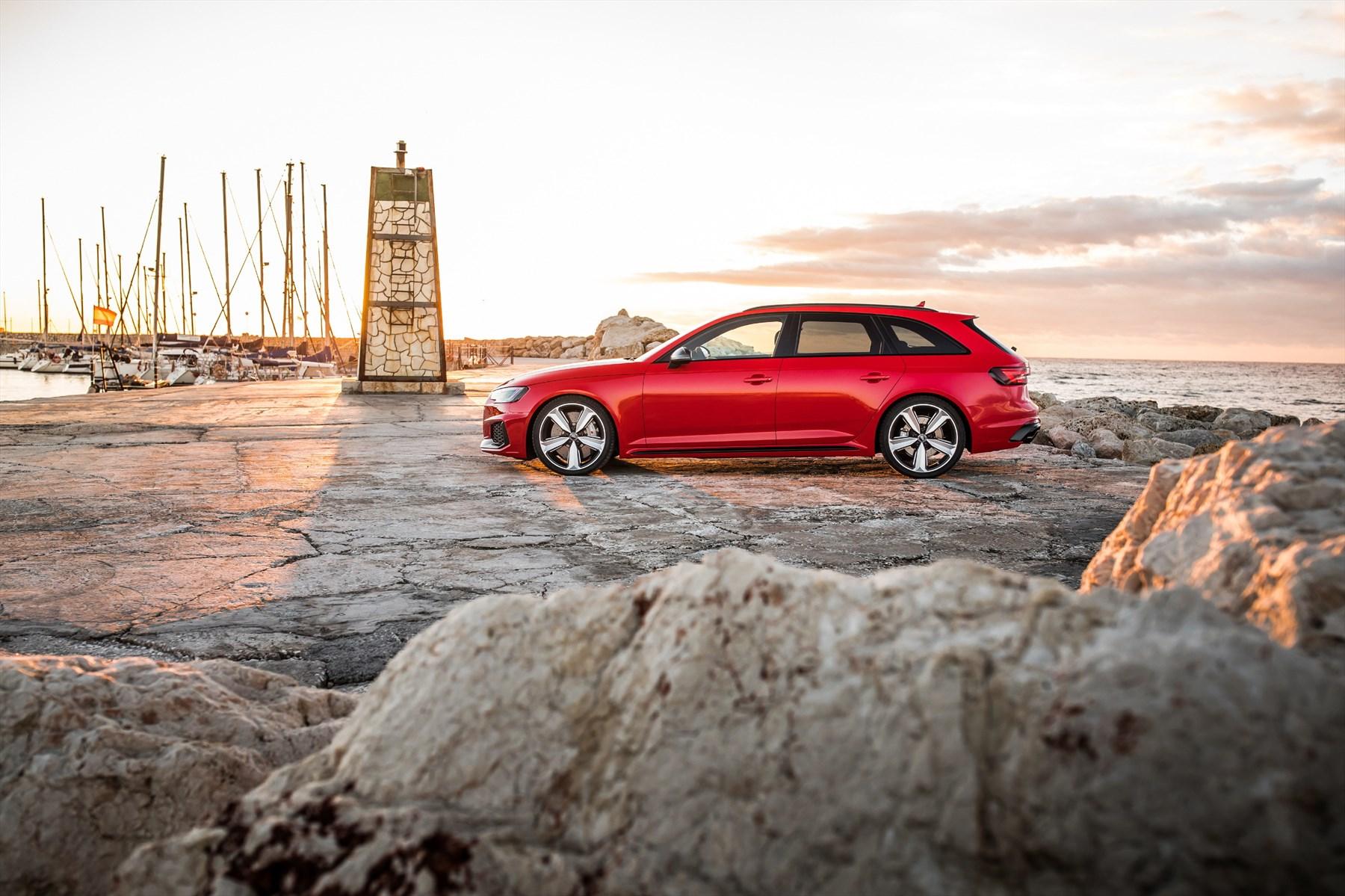 Top Drives of 2019 | Audi RS4 Avant