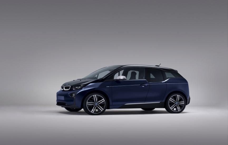 BMW i3   eco-conscious
