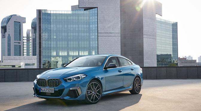 BMW 2 Series Gran Coupe | four doors | sedan
