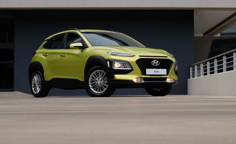Car Review- 2018 Hyundai Kona