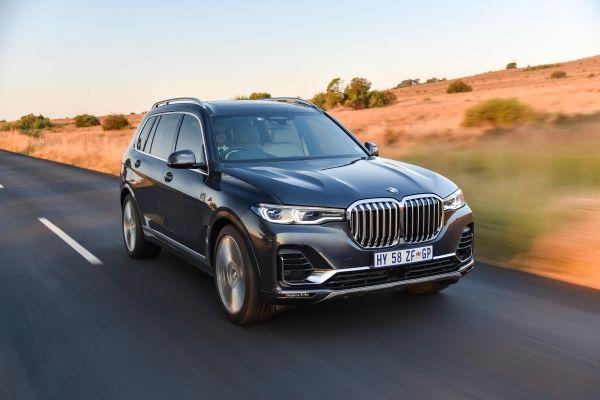 Car Review: BMW X7