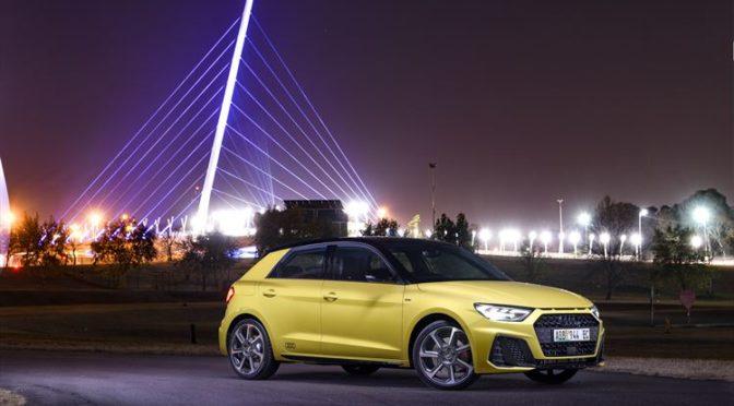 Car Review: New Audi A1