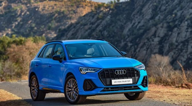 Car Review: New Audi Q3