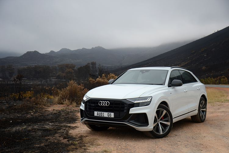 Car Review: New Audi Q8
