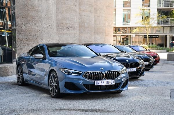 Car Review: New BMW 8 Series and BMW Z4
