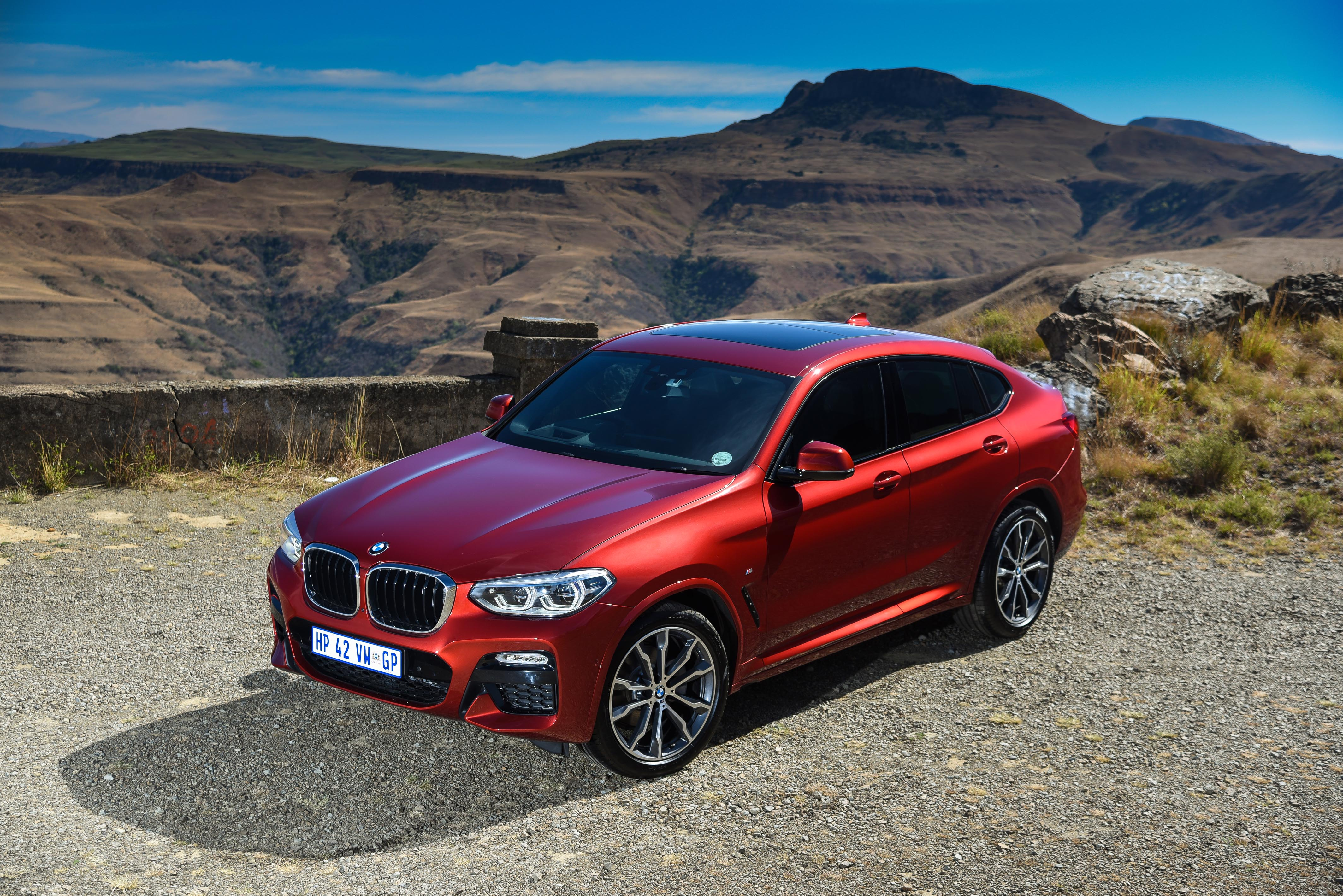 Car Review: New BMW X4