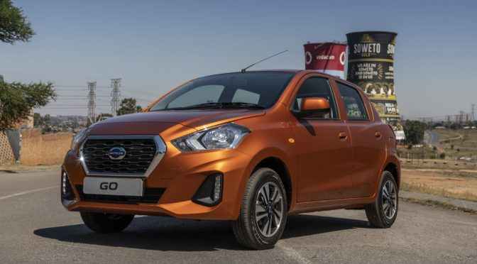 Car Review: New Datsun Go (2018)