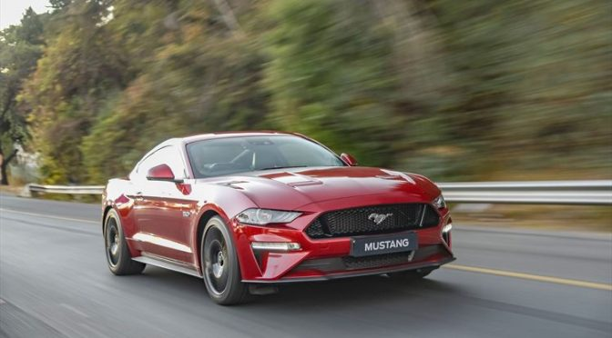 Car Review- New Ford Mustang