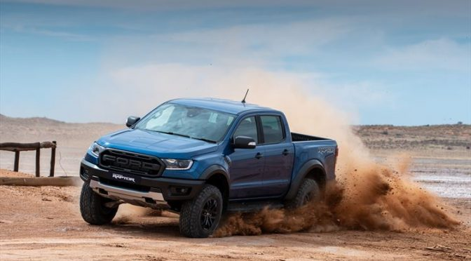 Car Review: New Ford Ranger Raptor