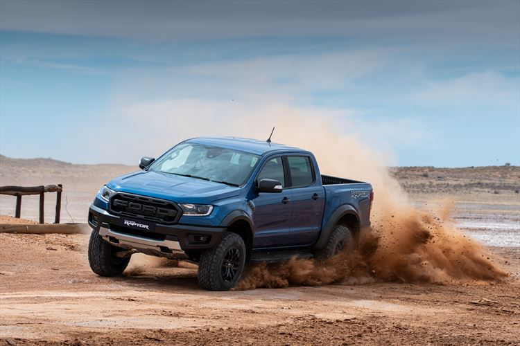 Car Review: New Ford Ranger Raptor
