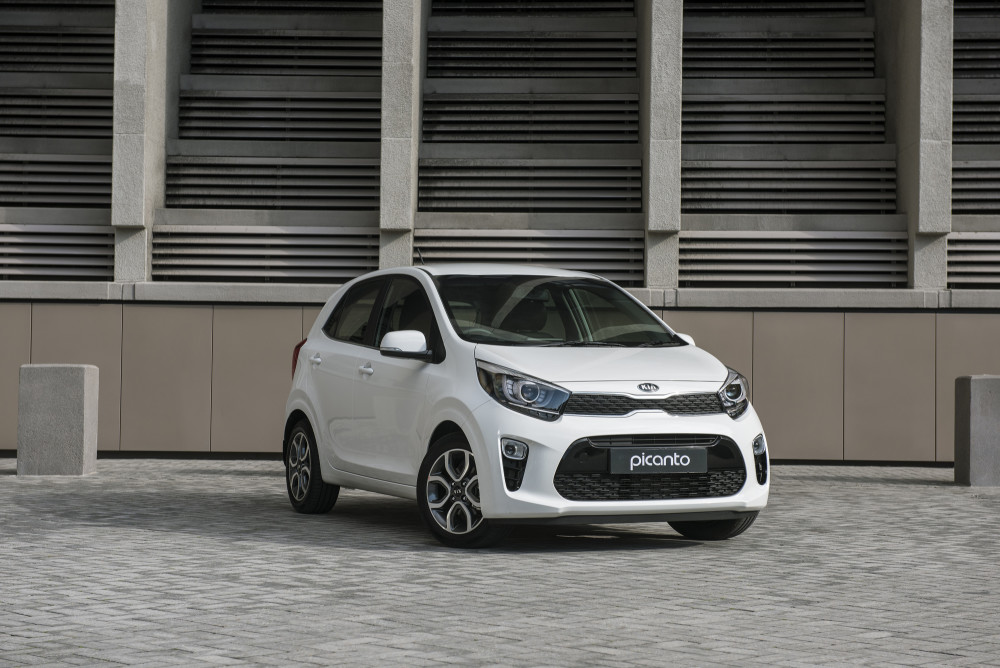 Car Review- New Kia Picanto