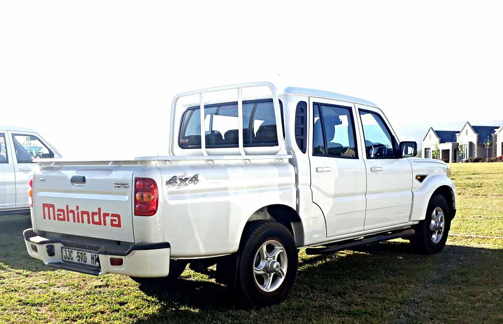 Car Review- New Mahindra Pik-Up Double Cab