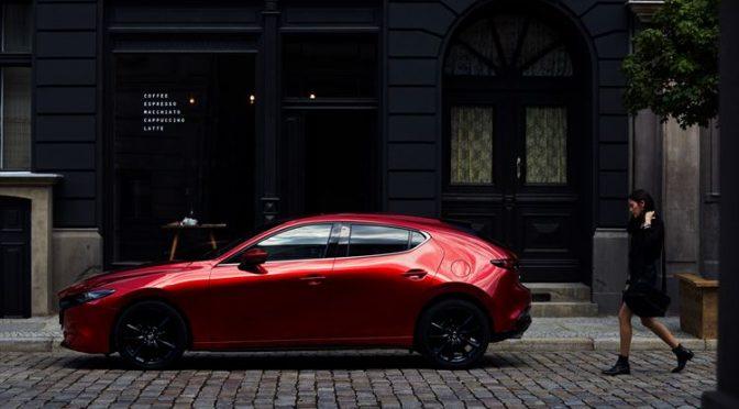Car Review: New Mazda 3