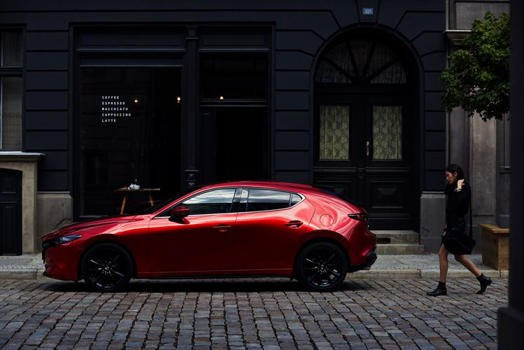 Car Review: New Mazda 3