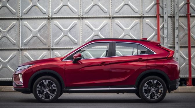Car Review: New Mitsubishi Eclipse Cross