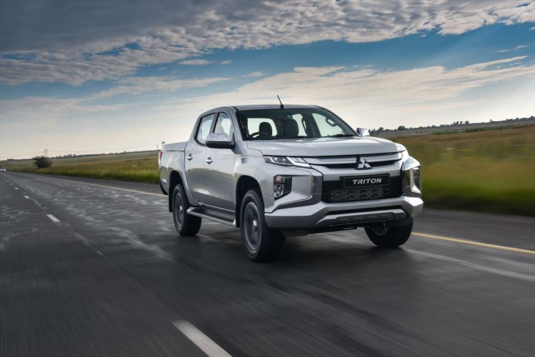 Car Review: New Mitsubishi Triton