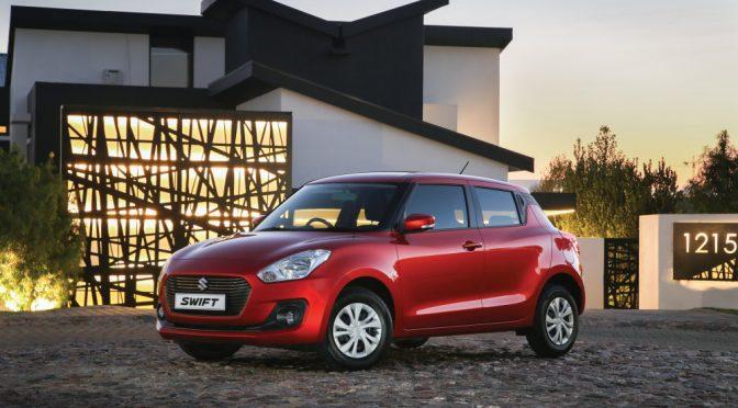 Car Review: New Suzuki Swift