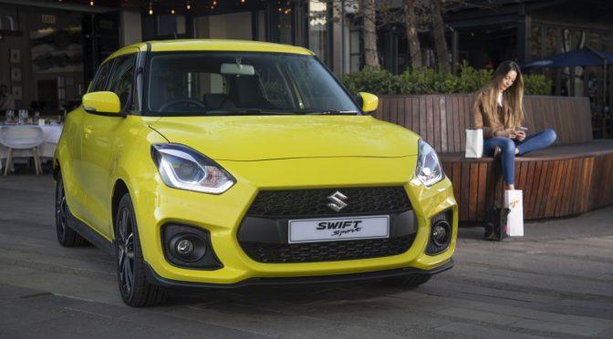 Car Review: New Suzuki Swift Sport and Vitara Turbo