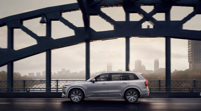 Car Review: Refreshed Volvo XC90