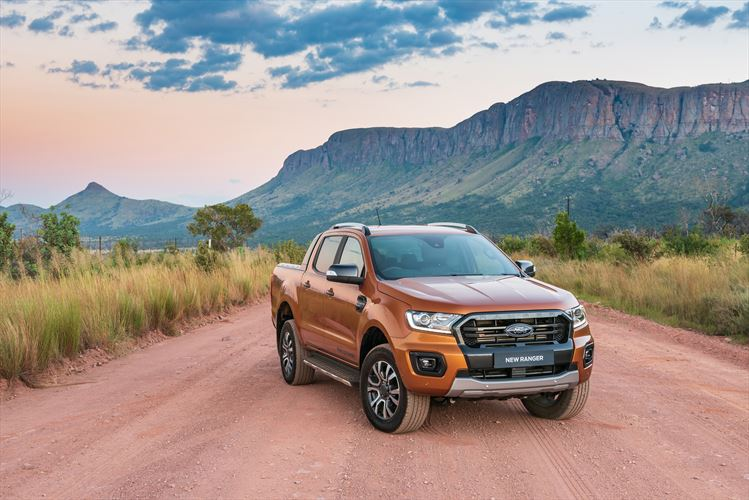 Car Review: Updated Ford Ranger