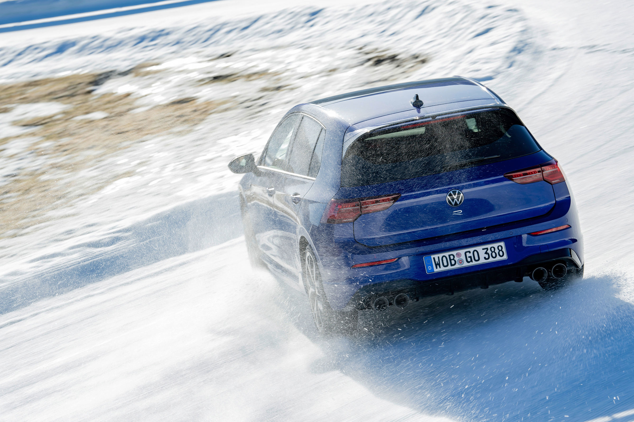 New Golf R makes the art of driving more fun with 'R Performance Package'