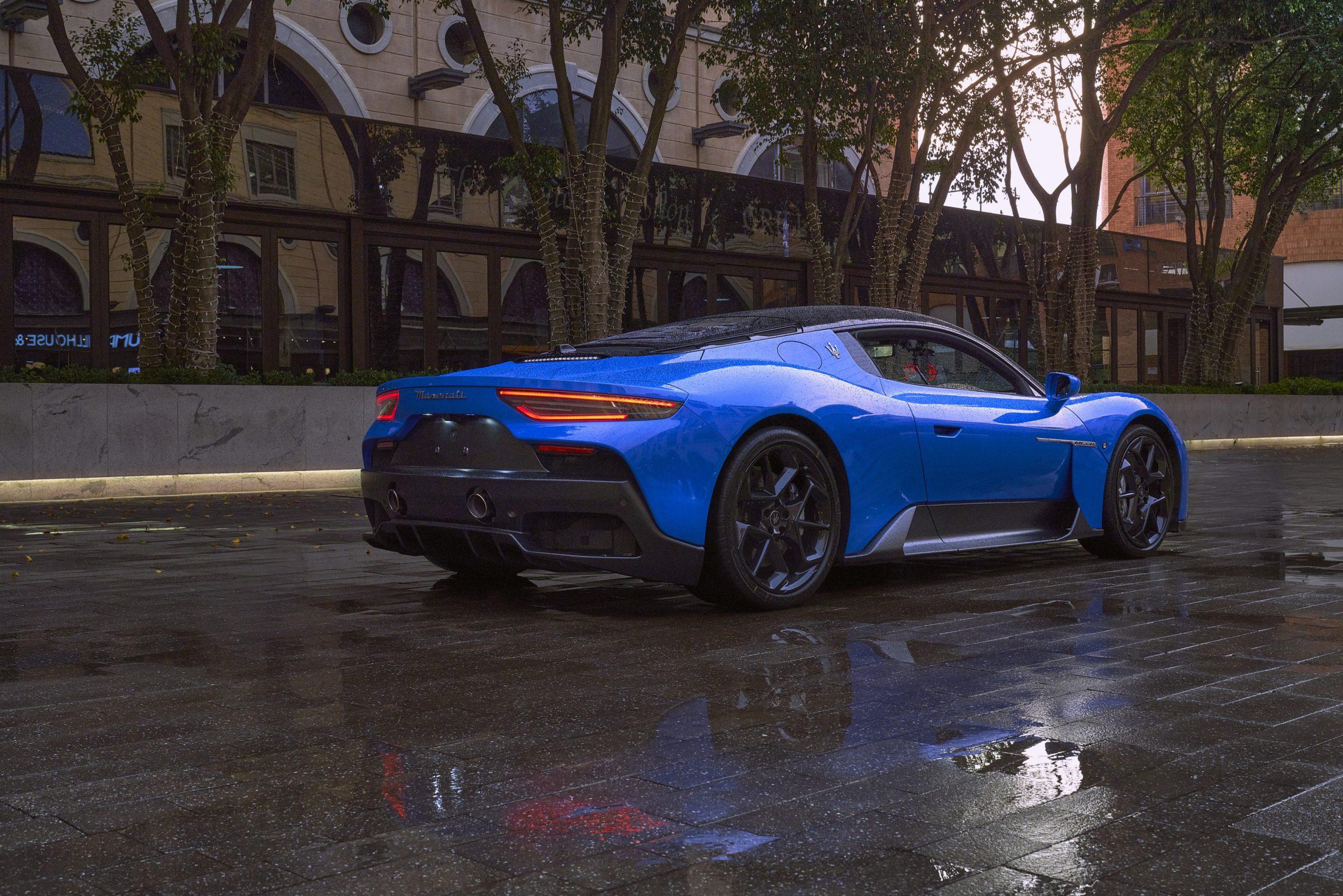 Maserati MC20 has finally reached SA shores