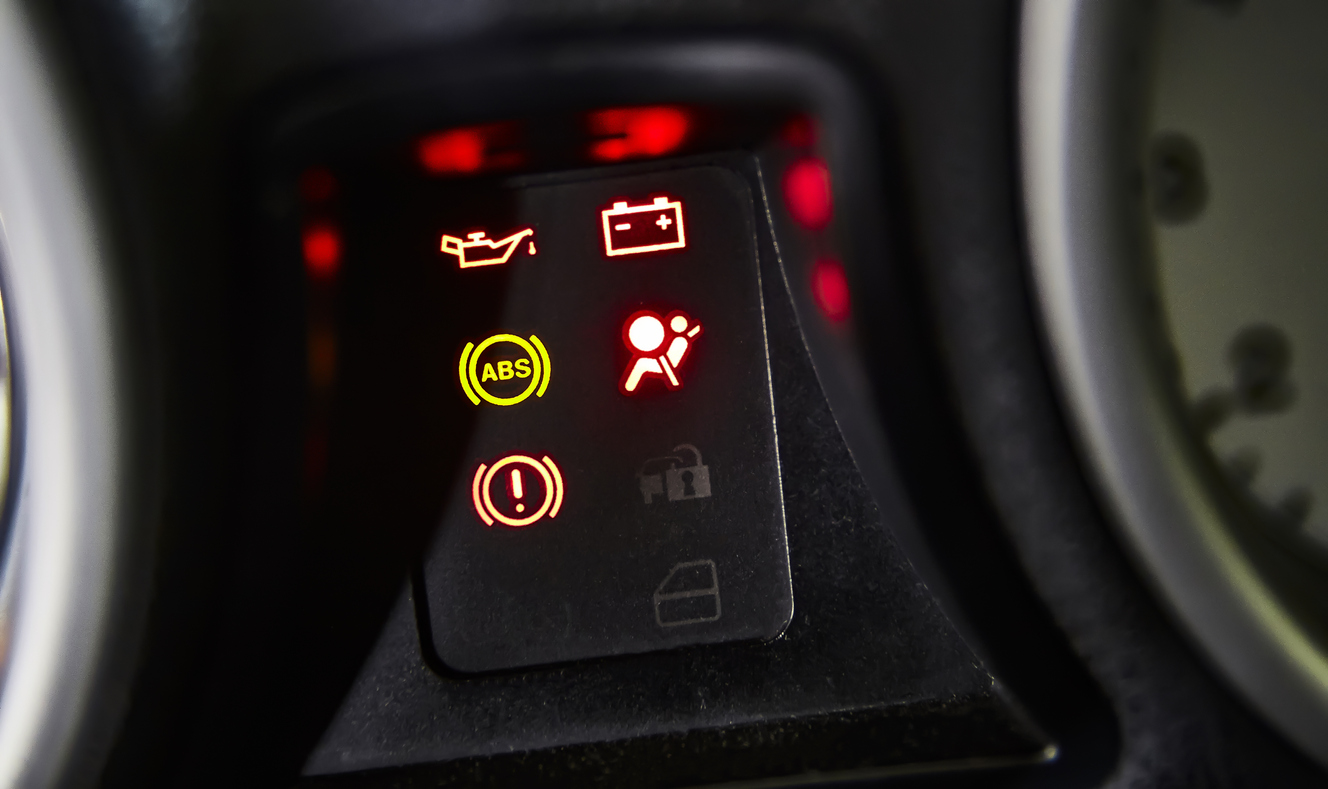 Dashboard lights | cars | glossary of car acronyms