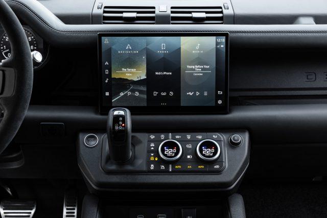 New Land Rover Defender V8