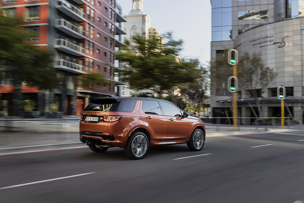 Land Rover Discovery Sport | SUV | 4x4