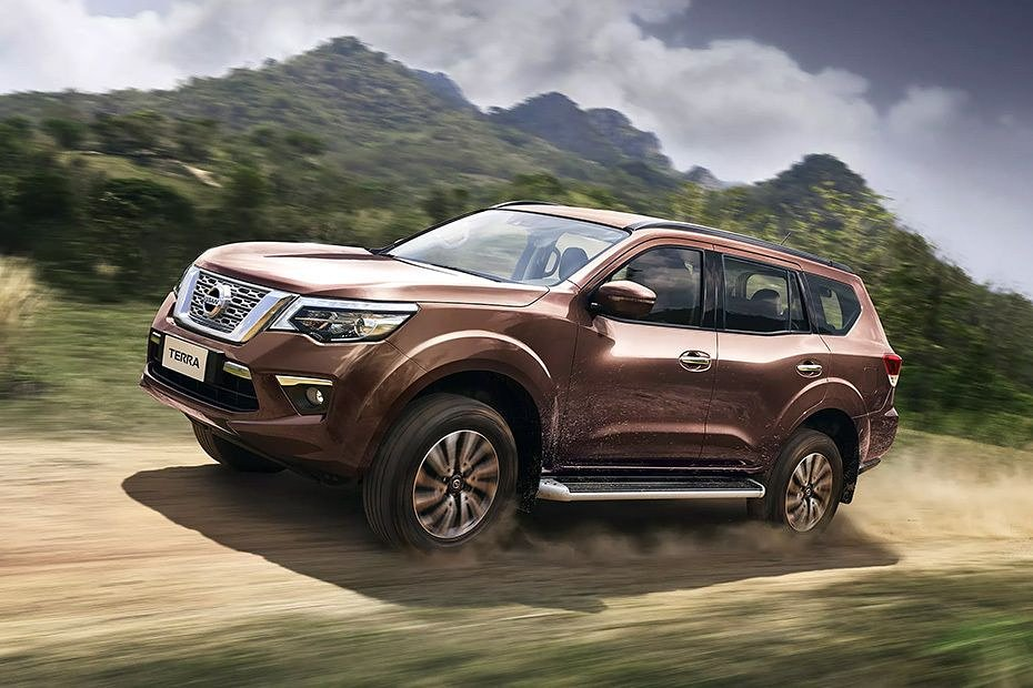 The Nissan Terra is coming to SA