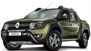 Renault Duster Oroch may still be coming to SA