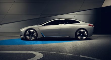 BMW to release first electric performance car in 2021