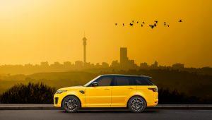 27 Custom Range Rovers now has SA inspired colour names