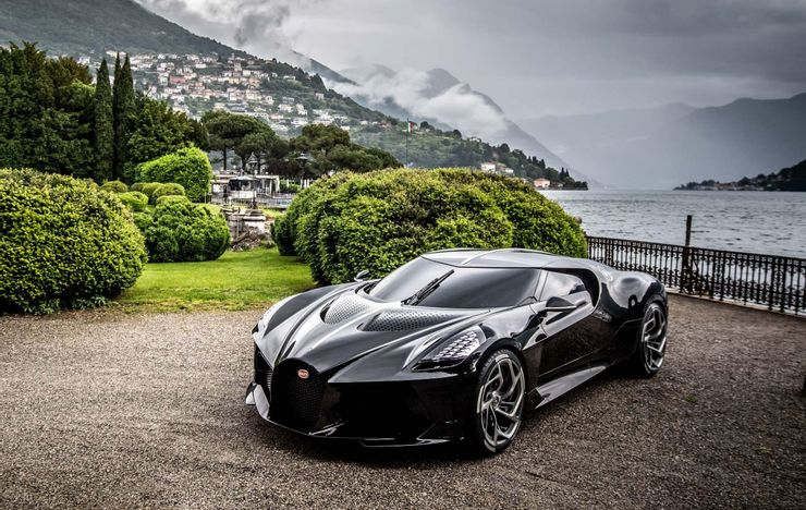The 5 priciest supercars in the world