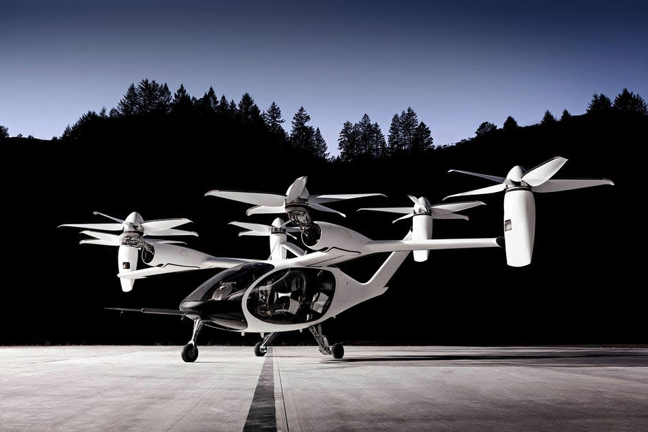Uber sells off expensive air taxi service to Joby Aviation