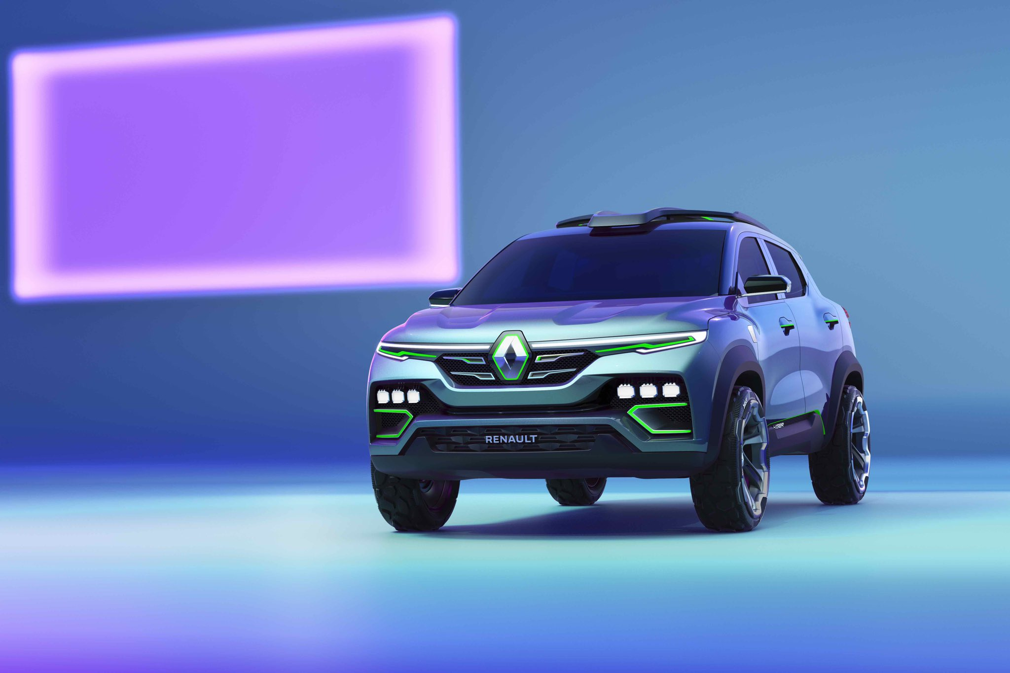 Renault's Kiger to arrive in South Africa this yea